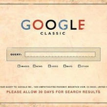 google classic